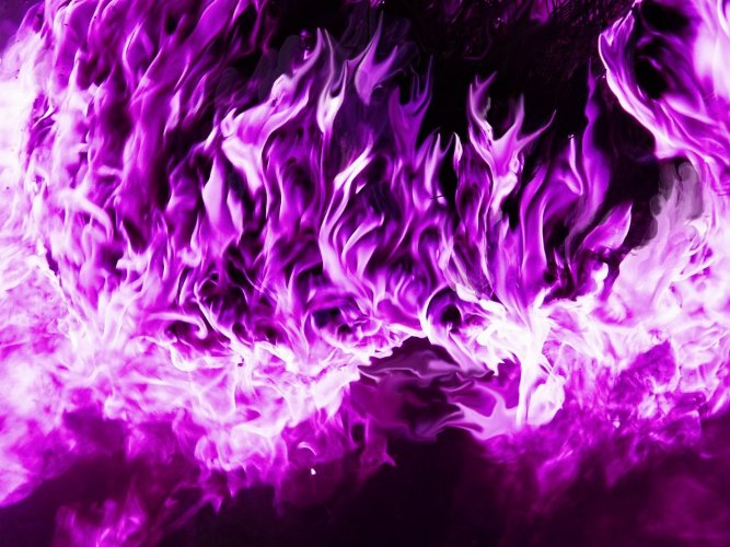 Violet Laser Light & Violet Flame for Spiritual Transformation