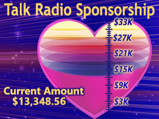 talk radio sponsorship fundraiser
