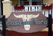 Casa del Toro, Santa Fe, New Mexico