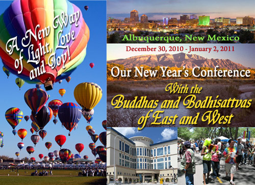Postcard from Albuquerque, New Mexico