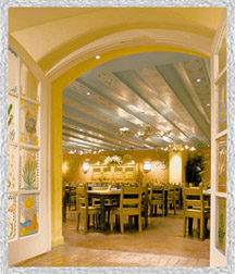 Café Plazuela, Hotel Albuquerque, Albuquerque, New Mexico