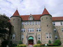 Marian Hall at Villa Maria, Frontenac, MN