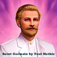 David HeartStreams with Saint Germain on Your Questions About How To Transform the Earth into a Golden Crystal Age
