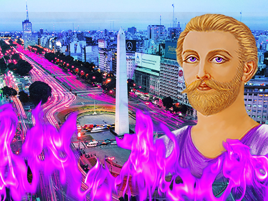 Saint Germain Enfires Us With the Light of Cosmic Freedom (VIDEO)