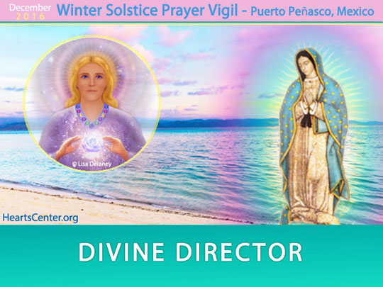The Divine Director Reveals the Ascended Masters' Sacred Etheric Retreat for Families and Children over Cuernavaca, Mexico (VIDEO)