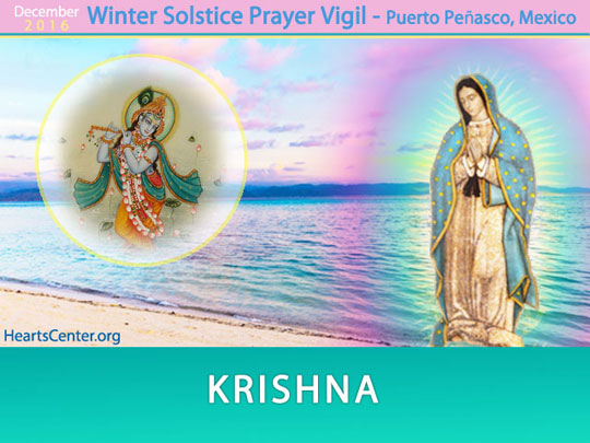 Krishna Emanates His Consciousness to Our Hearts (VIDEO)