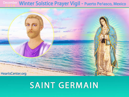 Saint Germain: Teaching on Divine Indifference
