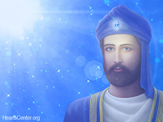 El Morya's New Year's Day Message (VIDEO)