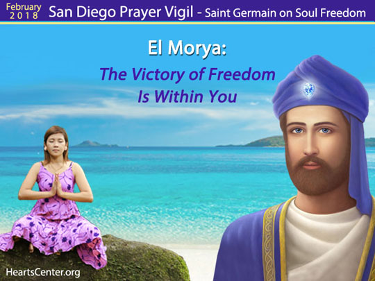 El Morya: The Victory of Freedom Is Within You (VIDEO)
