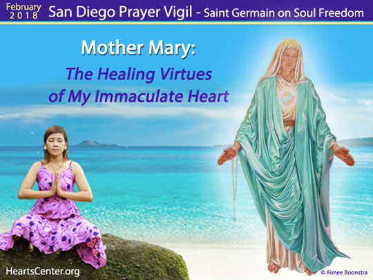 Mother Mary: The Healing Virtues of My Immaculate Heart (VIDEO)