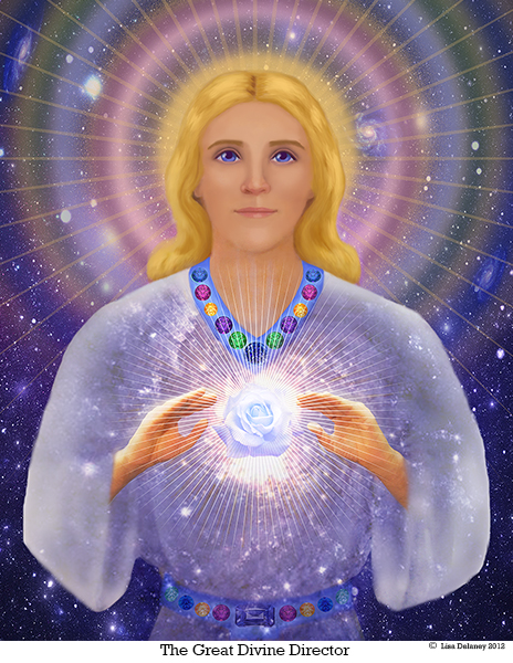 The Great Divine Director, Ascended Master R, Master R, Ganesha