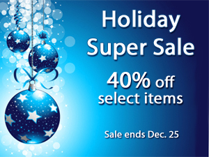 Christmas 2017 Store sale
