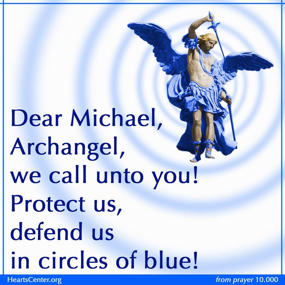Archangel Michael and Faith