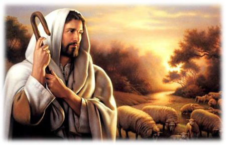 Jesus The Good Shepherd Today