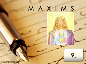 Maxims of Jesus