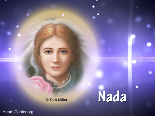 Ascended Lady Master Nada Chohan of the Sixth Ray