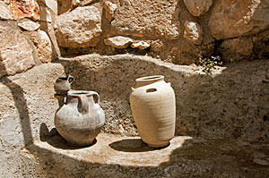 Qumran Jars for Dead Sea Scrolls