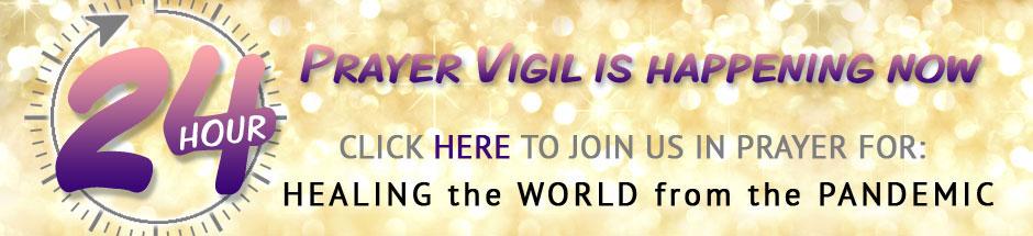 Hearts Center 24 Hour Vigil