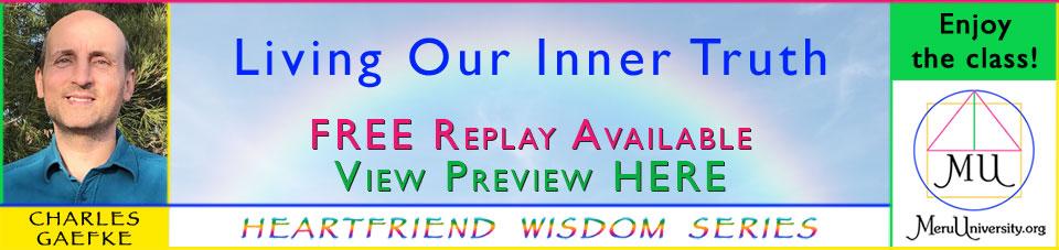 Living Our Inner Truth MU1705