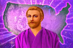 Saint Germain Blazes Forth the Light of Freedom and Calls Every Disciple Higher
