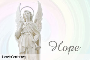 Archeia Hope Shares a Fountain of Light as Hope Springs Eternal for Us All