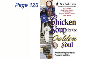 A Story from Chicken Soup for the Golden Soul
