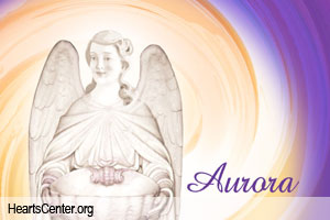 Aurora Chants and Infuses the Earth with Higher Solar Frequencies