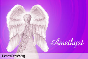 Amethyst Seals the Action of the HeartStreams of the Seven Archeiai as the Archangels Encircle Us for Our Protection