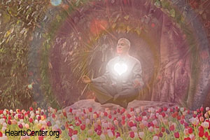 Buddhist Meditation on Light