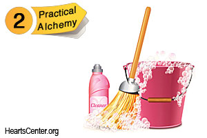 Practical Alchemy #2—Keep Things Clean and Keep Things Moving