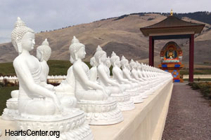 Discourse on the Buddhas and the Retreat Experience of Our Winter Solstice Conference Approaching