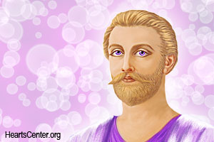 Saint Germain Blazes Forth the Violet Fire and Speaks on Consciously Paying Our Debts