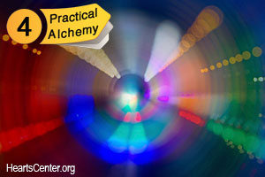 Practical Alchemy #4—Maintaining Cosmic Expectation Allows Us to Apply Our Essence to the Equation