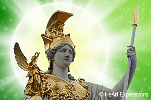 Pallas Athena: Vibrate in Light with God and Live According to the Eternal Laws of Holy Truth (video)