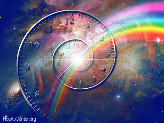 Lanello on God Time and Cosmic Consciousness
