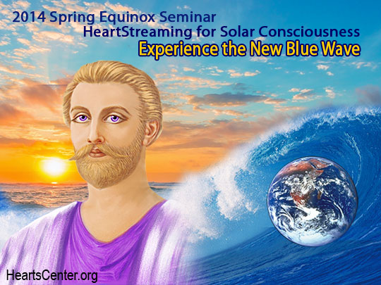 Saint Germain: Taking Responsibility in the New Age