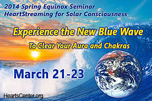 The Program, Importance and Details of Our 2014 Spring Equinox Event in Baltimore