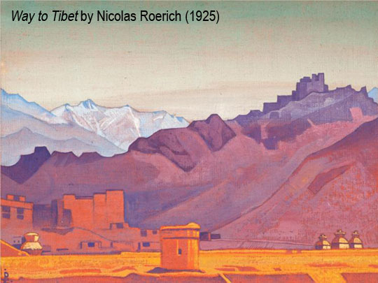 Nicholas Roerich: Exemplar in the Search for the Infinite