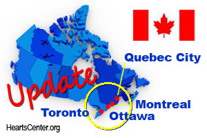 New Opportunities for Attending Our Canadian Pilgrimage