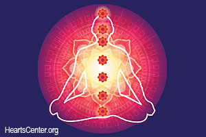 Q & A with HeartFriends on Tithing and the Colors of the Chakras