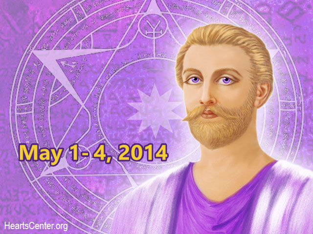 Saint Germain Inspires Us to Attend His Higher Alchemy Event in May