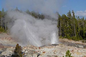 The Yellowstone Caldera and the Nature of Transmutation and Transformation