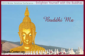 Buddhi Ma: Happiness Lights Your Way Home!