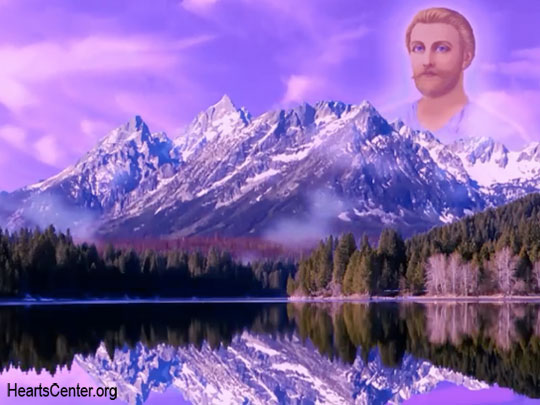 Saint Germain as Our Lord of the Seventh Ray and His Inspiration Through Heartfriends' Work and Service