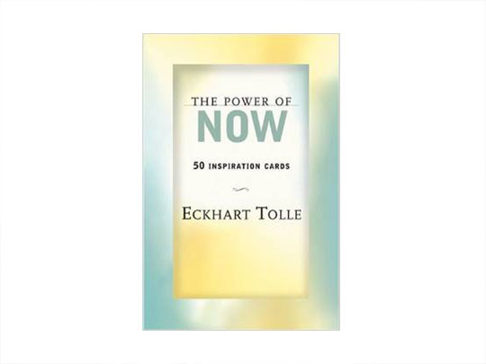 Meditation and Commentary on the Power of Now Statements from Eckhart Tolle