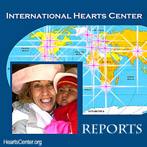 Reports from International Hearts Center Groups (video)