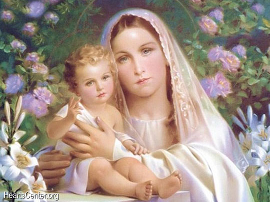 Mother Mary Shares Her Heart with Us to Inspire Us to Love Ourselves (video)