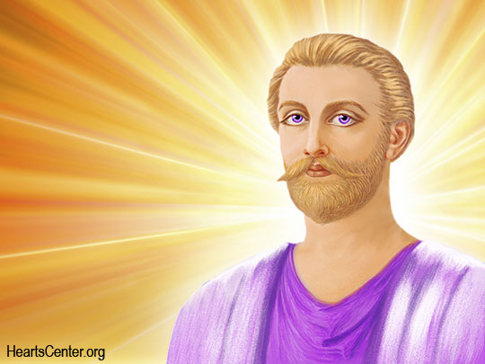 Saint Germain Impresses Upon Us the Light of the Father-Mother God