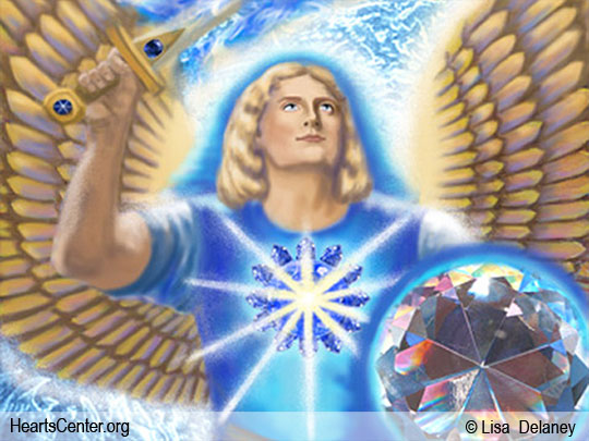 Archangel Michael's Work in Rescuing Souls around the World