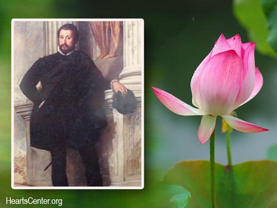 Paul the Venetian Places a Cosmic Talisman of Love Beneath Canada (VIDEO)